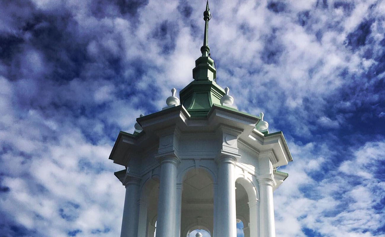 Johns Hopkins University Maryland Hall Cupola Restoration